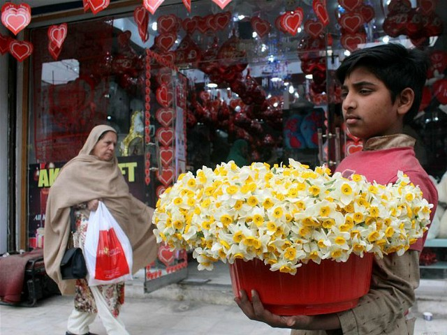 Where Is the Love? Pakistan Deems Valentine's Day 'Un-Islamic', Bans Media Coverage