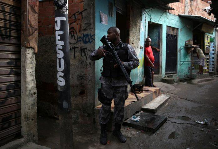 Brazil's 'What a shot' music video stirs debate amid violent crime wave