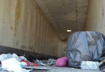 Mexican Authorities Find 137 Migrants Stuffed Inside Tractor Trailer Headed for Texas