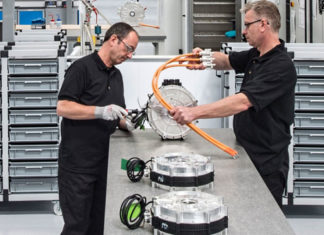 UK Electric Motor Maker Expands Capacity As Carmakers Go Green