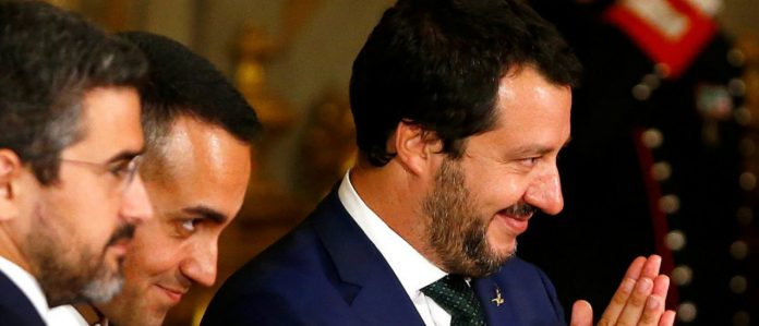 Italy's Populist Coalition Takes Power After Making Deal With Pro-EU President