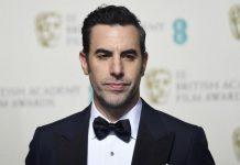 Sacha Baron Cohen's U.S. TV show disrupts ahead of first broadcast