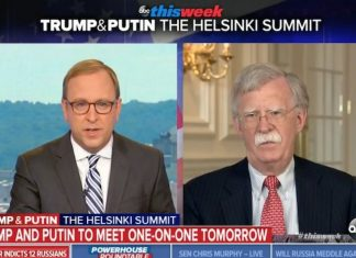 ABC's Jon Karl to John Bolton: Doesn't Trump Contribute to 'Authoritarian Effort' to Undermine a Free Press?