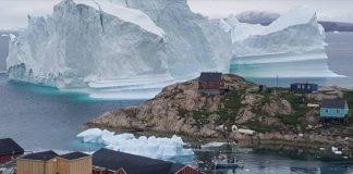 11-million-ton iceberg threatens to inundate tiny Greenland village with tsunami