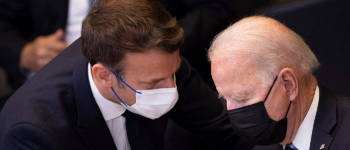 France Agrees To Return Ambassador Following Call With Biden