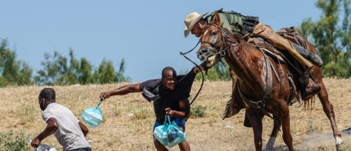 Horseback Border Patrol Agents Accused Of Whipping Migrants With Reins Reassigned To Desk Duties